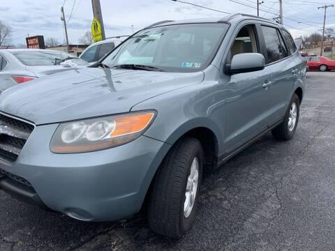 2007 Hyundai Santa Fe for sale at Boardman Auto Mall in Boardman OH
