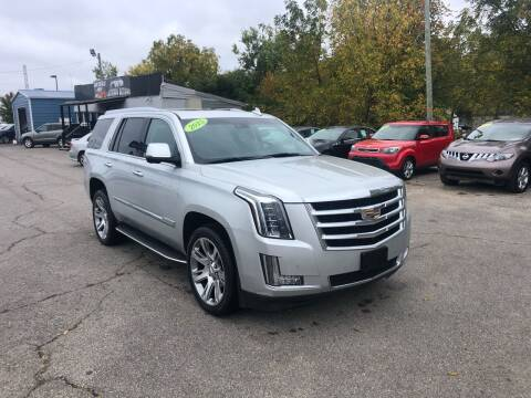 2015 Cadillac Escalade for sale at LexTown Motors in Lexington KY
