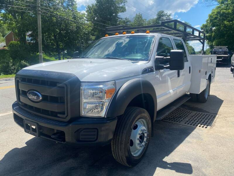 2015 Ford F-450 Super Duty for sale at Advanced Fleet Management in Bloomfield NJ