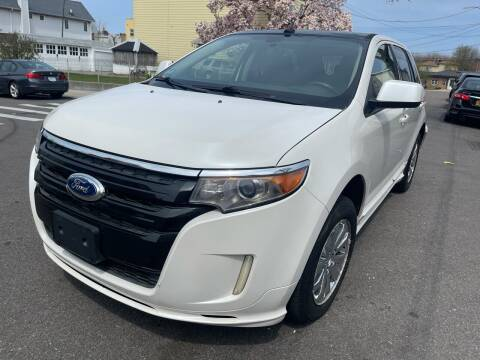 2011 Ford Edge for sale at Kapos Auto, Inc. in Ridgewood, Queens NY