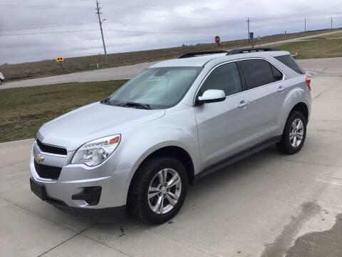 2015 Chevrolet Equinox for sale at Bam Motors in Dallas Center IA