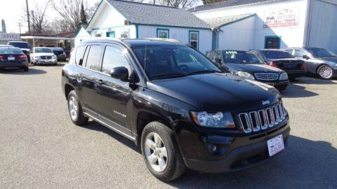 2014 Jeep Compass for sale at RVA MOTORS in Richmond VA