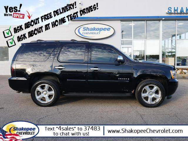 2007 Chevrolet Tahoe for sale at SHAKOPEE CHEVROLET in Shakopee MN