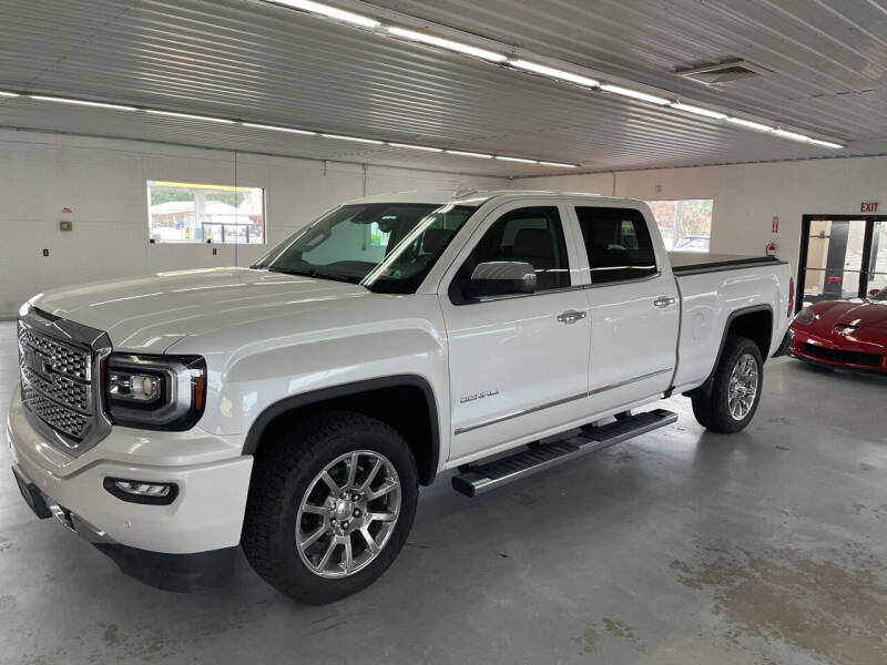 2018 GMC Sierra 1500 for sale at Stakes Auto Sales in Fayetteville PA