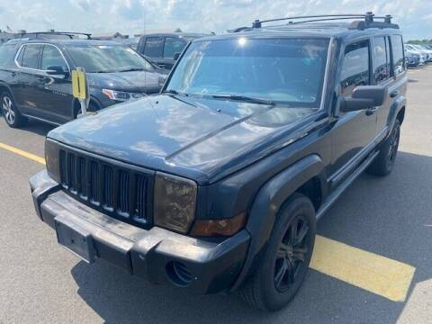 2007 Jeep Commander for sale at Auto Legend Inc in Linden NJ
