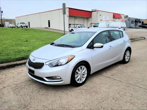 2015 Kia Forte5 for sale at Image Auto Sales in Dallas TX