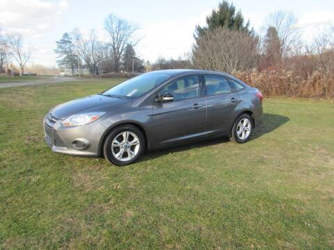 2013 Ford Focus for sale at Clearwater Motor Car in Jamestown NY
