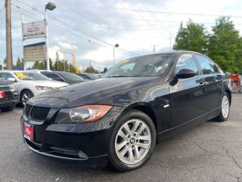 2007 BMW 3 Series for sale at Real Deal Cars in Everett WA
