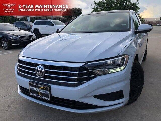 2019 Volkswagen Jetta for sale at European Motors Inc in Plano TX