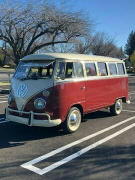 1967 Volkswagen Bus for sale at Classic Car Deals in Cadillac MI