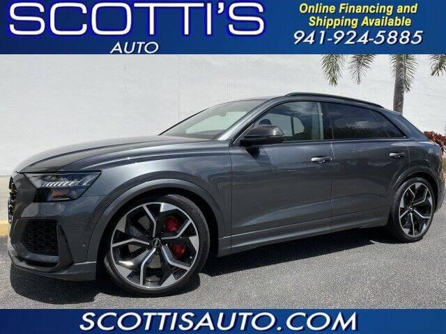 2020 Audi RS Q8 for sale in Sarasota, FL