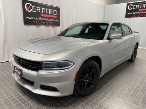 2020 Dodge Charger for sale at CERTIFIED AUTOPLEX INC in Dallas TX