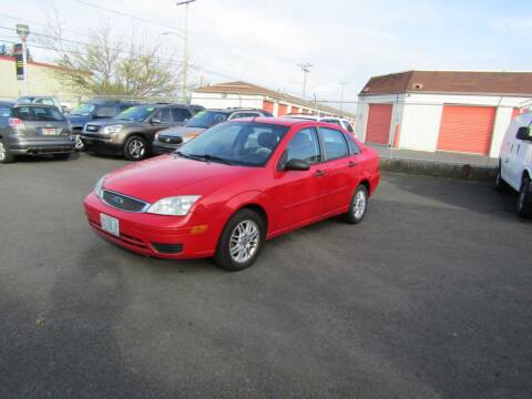 2007 Ford Focus for sale at ARISTA CAR COMPANY LLC in Portland OR