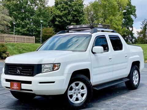 2006 Honda Ridgeline for sale at Sebar Inc. in Greensboro NC