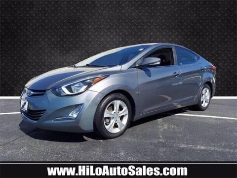 2016 Hyundai Elantra for sale at BuyFromAndy.com at Hi Lo Auto Sales in Frederick MD