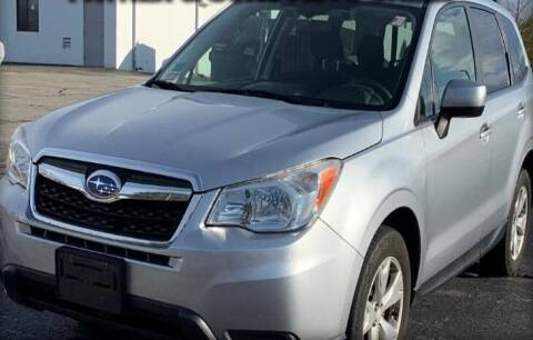 2015 Subaru Forester for sale at Father & Sons Auto Sales in Leeds NY