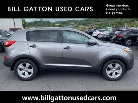 2013 Kia Sportage for sale at Bill Gatton Used Cars in Johnson City TN