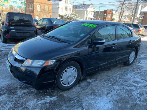 2009 Honda Civic for sale at Barnes Auto Group in Chicago IL