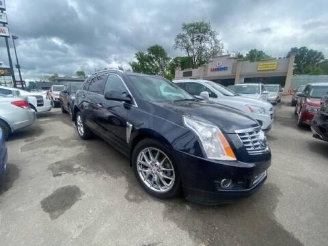 2014 Cadillac SRX for sale at Car Depot in Detroit MI