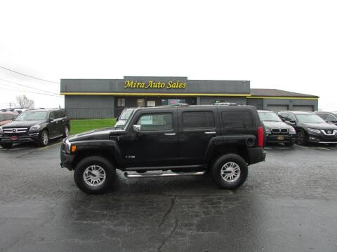 2006 HUMMER H3 for sale at MIRA AUTO SALES in Cincinnati OH