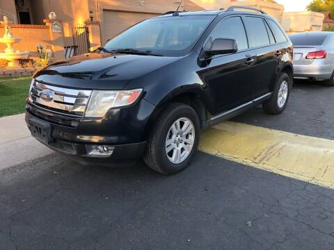 2008 Ford Edge for sale at EV Auto Sales LLC in Sun City AZ