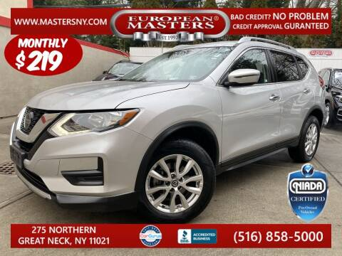 2020 Nissan Rogue for sale at European Masters in Great Neck NY