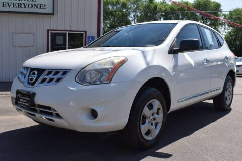 2011 Nissan Rogue for sale at Dealswithwheels in Inver Grove Heights MN