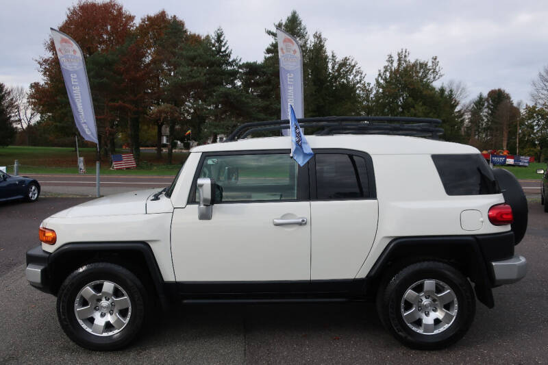 2010 Toyota FJ Cruiser for sale at GEG Automotive in Gilbertsville PA