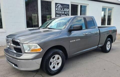 2012 RAM Ram Pickup 1500 for sale at Kellam Premium Auto Sales & Detailing LLC in Loudon TN