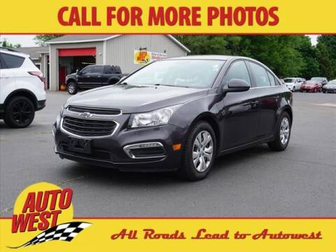 2016 Chevrolet Cruze Limited for sale at Autowest of Plainwell in Plainwell MI