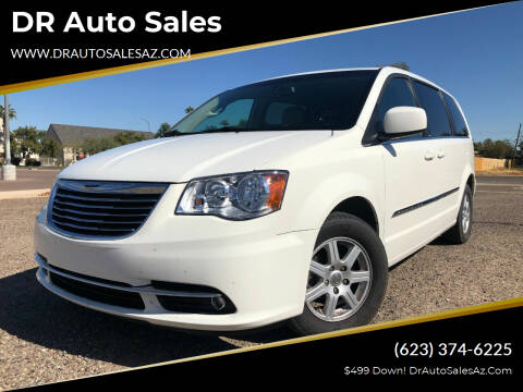 2013 Chrysler Town and Country for sale at DR Auto Sales in Glendale AZ