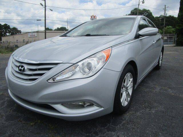2013 Hyundai Sonata for sale at Lewis Page Auto Brokers in Gainesville GA