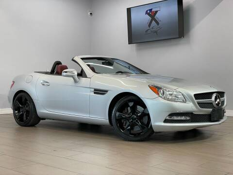 2012 Mercedes-Benz SLK for sale at TX Auto Group in Houston TX