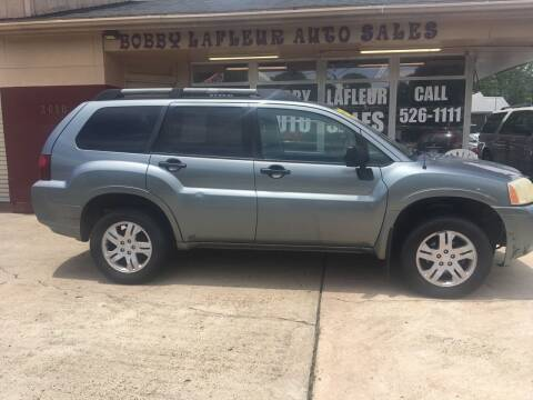 2007 Mitsubishi Endeavor for sale at Bobby Lafleur Auto Sales in Lake Charles LA