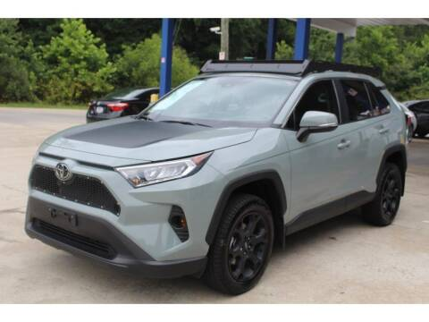 2020 Toyota RAV4 for sale at Inline Auto Sales in Fuquay Varina NC