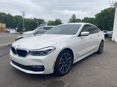 2018 BMW 6 Series for sale at SOUTH SHORE AUTO GALLERY, INC. in Abington MA