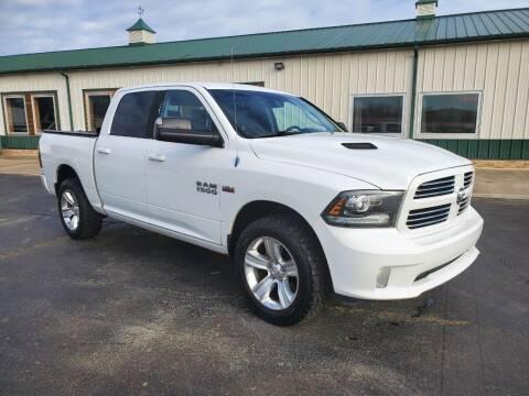 2013 RAM Ram Pickup 1500 for sale at Farmington Auto Plaza in Farmington MO