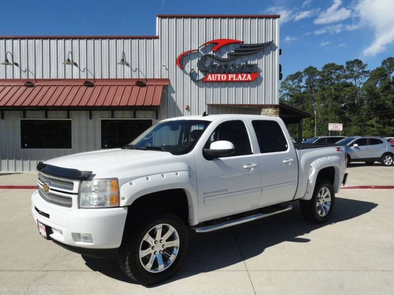 2012 Chevrolet Silverado 1500 for sale at Grantz Auto Plaza LLC in Lumberton TX