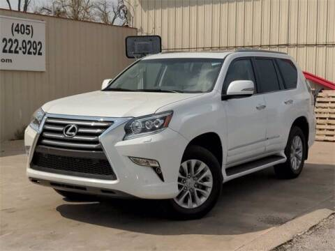 2019 Lexus GX 460 for sale at Auto Bankruptcy Loans in Chickasha OK