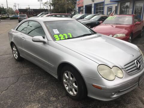 2003 Mercedes-Benz CLK for sale at Klein on Vine in Cincinnati OH