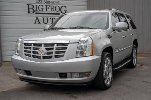2013 Cadillac Escalade for sale at Big Frog Auto in Cleveland TN