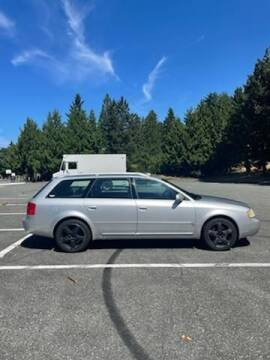 2000 Audi A6 for sale at Seattle Motorsports in Shoreline WA