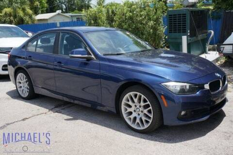 2017 BMW 3 Series for sale at Michael's Auto Sales Corp in Hollywood FL