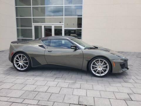 2021 Lotus Evora GT for sale at Orlando Infiniti in Orlando FL