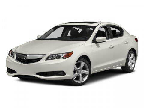 2015 Acura ILX for sale at DAVID McDAVID HONDA OF IRVING in Irving TX