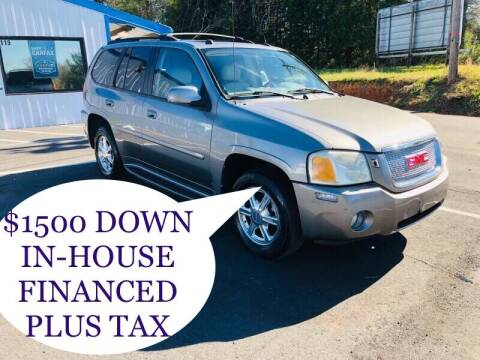 2005 GMC Envoy for sale at First Class Autos in Maiden NC