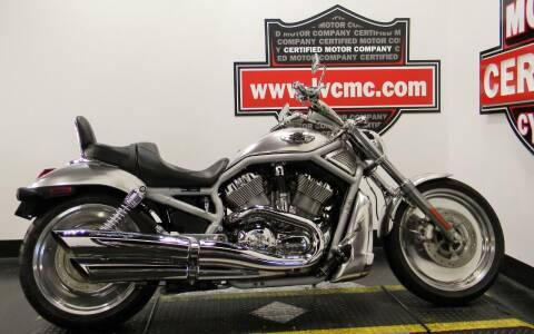 2003 Harley-Davidson V ROD for sale at Certified Motor Company in Las Vegas NV