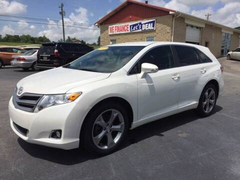 2013 Toyota Venza for sale at Auto Martt, LLC in Harrodsburg KY