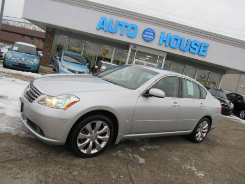 2006 Infiniti M35 for sale at Auto House Motors in Downers Grove IL