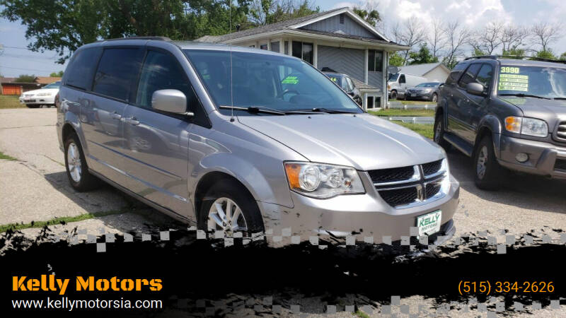 2013 Dodge Grand Caravan for sale at Kelly Motors in Johnston IA